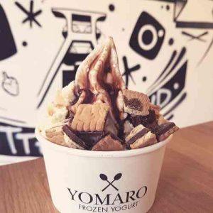 YOMARO Frozen Yogurt Essen